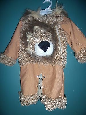 Lion costume for Infants    Size 12-24 months - Costumes For Infants