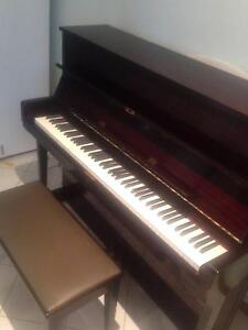 Well cared for upright piano Darwin CBD Darwin City Preview