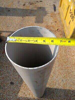 304 Welded Stainless Steel Pipe 6 Inch Nps Schedule 10s 48 4 Long Sch10