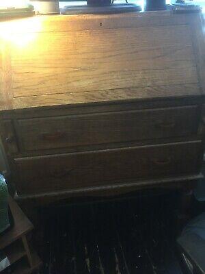 writing bureau antique