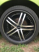 """Commodore rims,wheels,alloys 19"""" Foster South Gippsland Preview"""