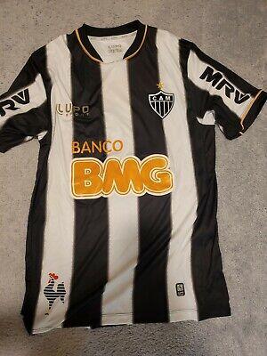 Atletico Mineiro soccer jersey Lupo 2013 Size  M, Ronaldinho image