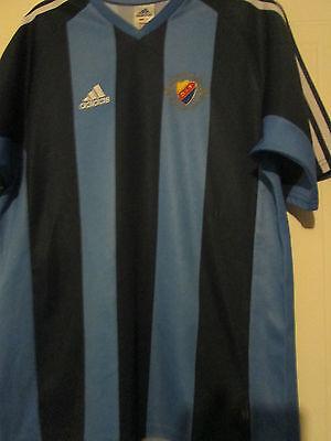 Djurgardens 2002-2003 Home Football Shirt Size Small /39816 image