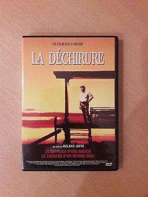 DVD La Déchirure