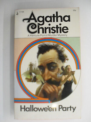 Halloween Party, Hercule Poirot, Agatha Christie, Pocket Paperback, 1973](Poirot Halloween Party)