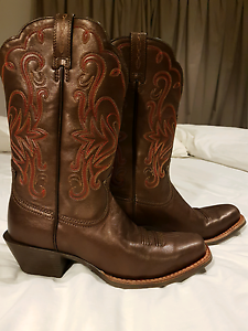 ariat boots in Brisbane Region, QLD | Gumtree Australia Free Local ...