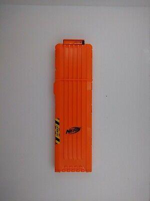 NERF  18 round magazine dart clip MAG Orange Ammo