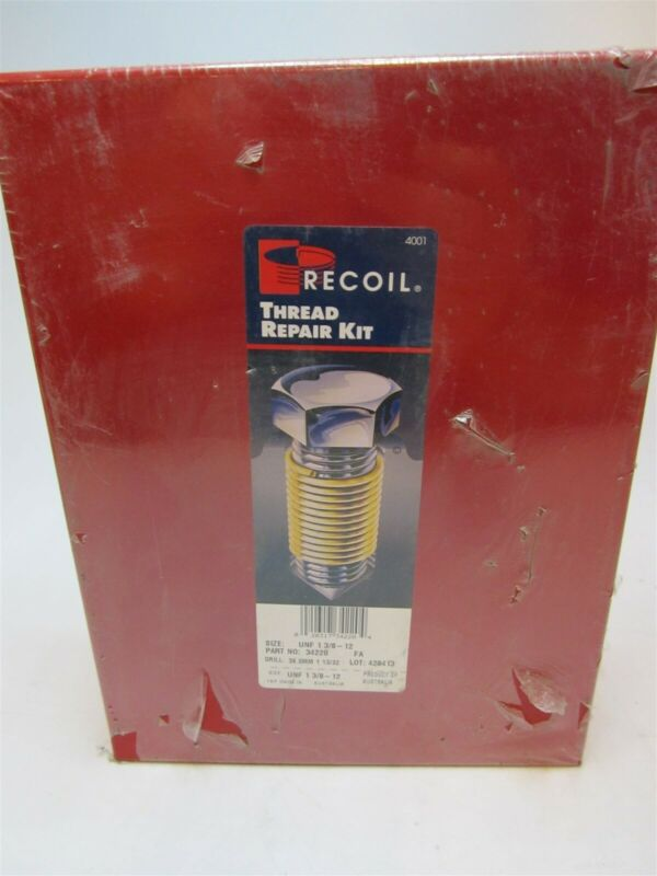 "Recoil Thread Repair Kit - Thread Size 1-3/8""-12 (34220)"