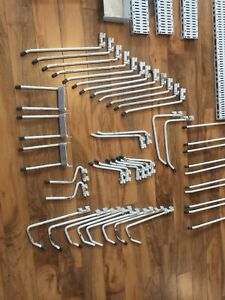 Tap Mount Wall Storage for garage or shed