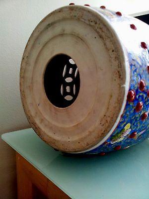 Купить Chinese Famille Rose Porcelain Hand Painted Garden Seat