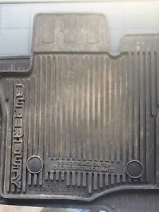 Super Duty floor mats