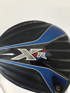 Callaway XR16 Driver with High Spec AD Shaft