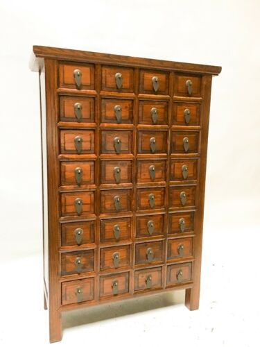 Oriental Cabinet With Drawers