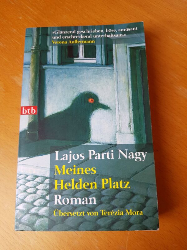 Meines Helden Platz  - Lajos Parti Nagy