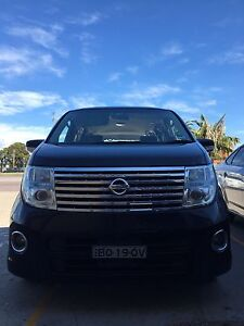 Nissan Elgrand Series 2. Luxury 8 Seater Automatic, 2004. Marsfield Ryde Area Preview