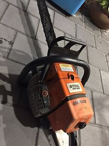 """STIHL magnum ms660 chainsaw 23"""" bar serviced cost $2249 sell $999 Inglewood Stirling Area Preview"""