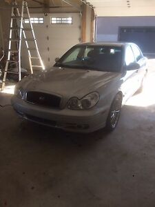 Hyundai Sonata 2005 for 2000$