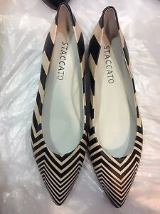 Brand new Staccato leather flats Sydney City Inner Sydney Preview