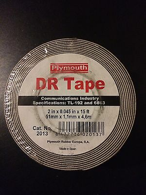 Plymouth Rubber - Plymouth Dr Rubber Tape 6863 TL-192 2