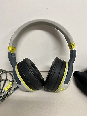 Skullcandy Hesh 2 Grey/Hotlime Wireless Over-Ear Headphone