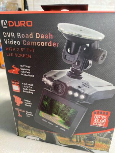 u drive dvr video audio dash cam