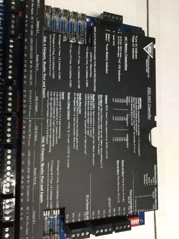 DSX 1022 2 Door Controller