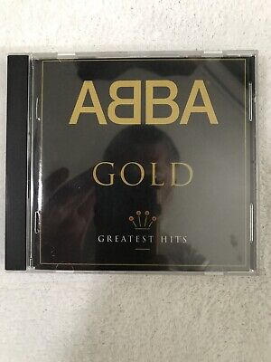ABBA, Gold Greatest Hits, CD (BMG Direct), 1992