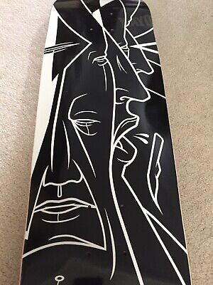 Dave Kinsey Skateboard Deck By Expedition Unreleased Insanely Rare