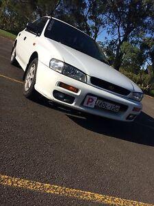 Subaru Lx Impreza Raymond Terrace Port Stephens Area Preview
