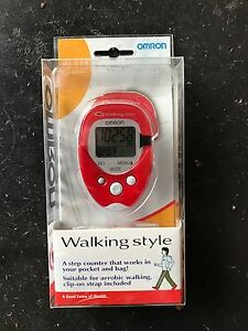 Omron pedometer HJ-113 Taylors Hill Melton Area Preview