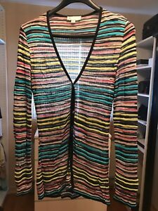 M by Missoni cardigan sweater  small
