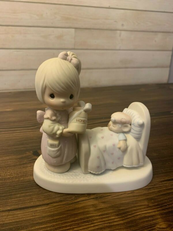 Precious Moments #100102 - Make Me a Blessing - Great Condition!