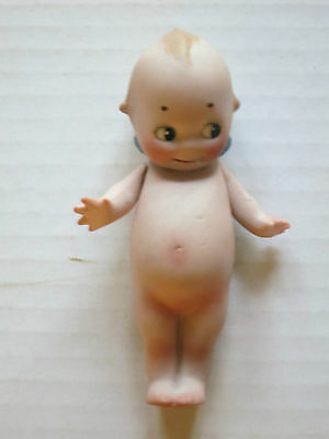 Antique Rose O'Neill All Bisque Kewpie