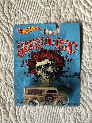 Hot Wheels Grateful Dead Dairy Delivery