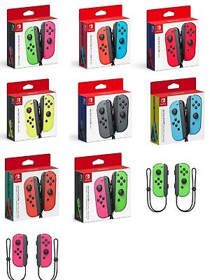 Nintendo Switch Joy Con Wireless Controller   Various Colors Available