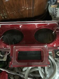 """2 12"""" subwoofers box custom made for RSX Trunk"""