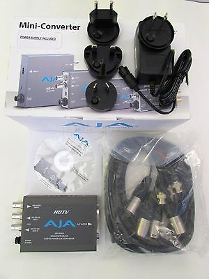 Редактирование и производство AJA HD10CEA SD/HD-SDI