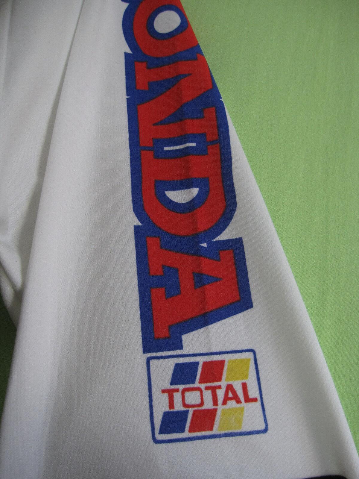 Maillot motocross honda kiwi hrc moto racing cross vintage jersey - s