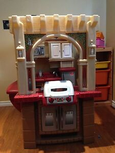 Fisher-Price Step 2 Play Kitchen with BBQ