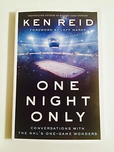 ONE NIGHT ONLY PAPERBACK BOOK BY KEN REID (NEW!)