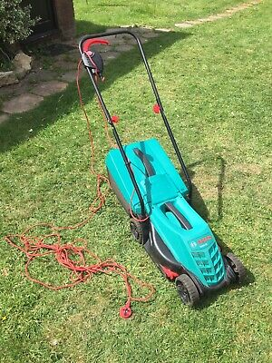 Bosch Royal 32 Electric Rotary Lawnmower. Used Condition