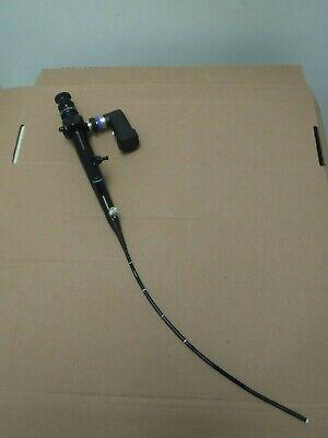 Olympus Cyf-5 Flexible Fiber Cystoscope With Wa91502a Portable Light Source