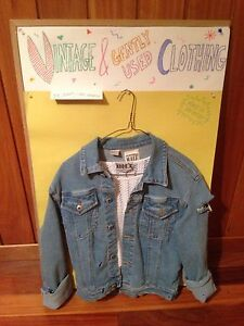 Vintage & gently used clothing sale