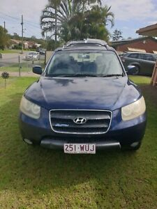 Hi wanted to sale my santa fa 7seter without rego and rwc Marsden Logan Area Preview