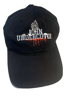 John Undercover Designer Hat 1994 Vintage Jun Takahashi Stylish Vintage Rare Hat