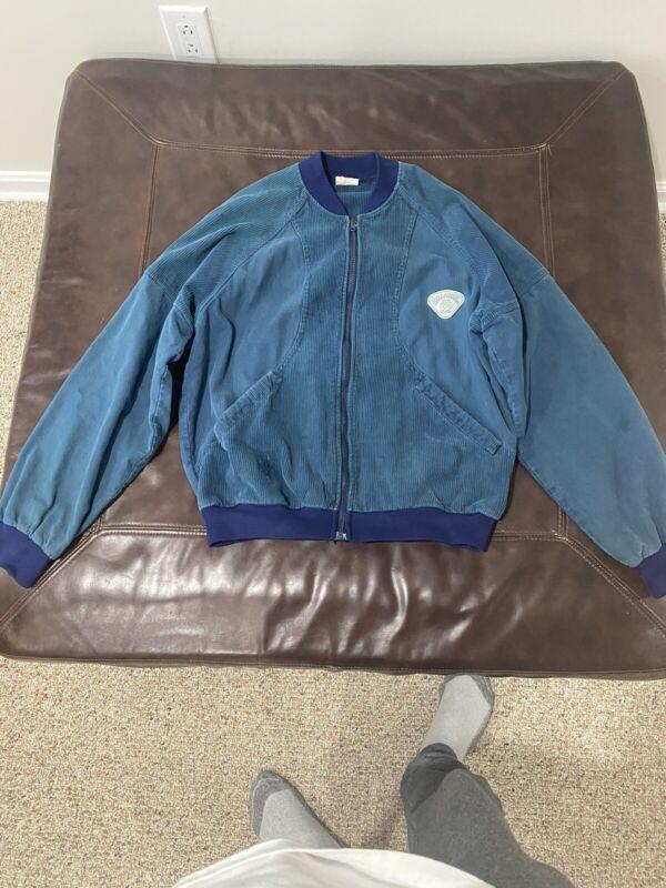 Vintage 80s Billabong  Jacket **rare**corduroy Like Captain Kirk