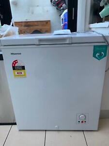 Chest freezer hardly used excellent condition