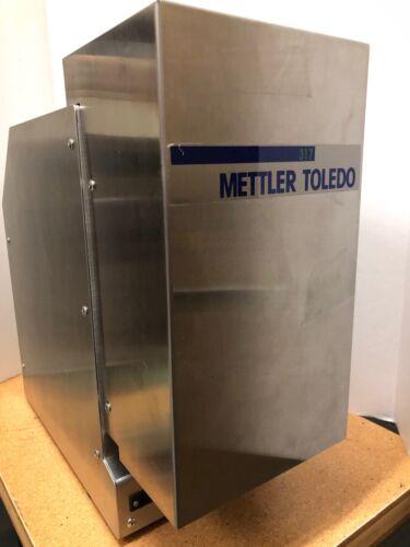 METTLER TOLEDO 317 FOOD GRADE LABEL PRINTER