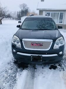 CERTIFIED - 2009 GMC ACADIA - READY TO DRIVE HOME