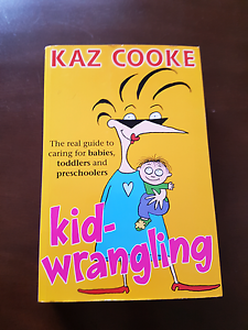 Kaz Cooke- Kid Wrangling Bonner Gungahlin Area Preview